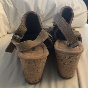 Minnetonka Shoes - Minnetonka wedges